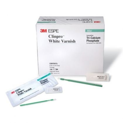 CLINPRO WHITE VARNISH W/T 50 pack- mint