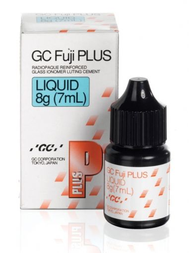 Fuji Plus liquid 7ml - т-ст за  ГЙЦ за циментира